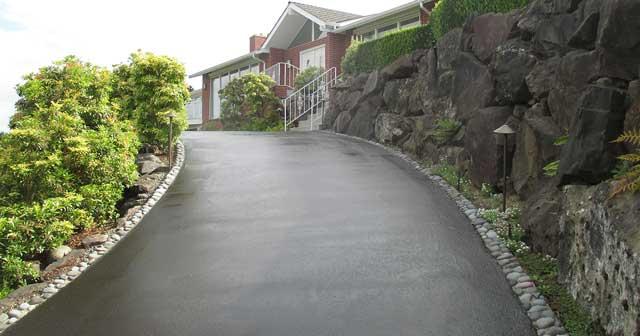 Private Residential Driveway - Shoreline, WA